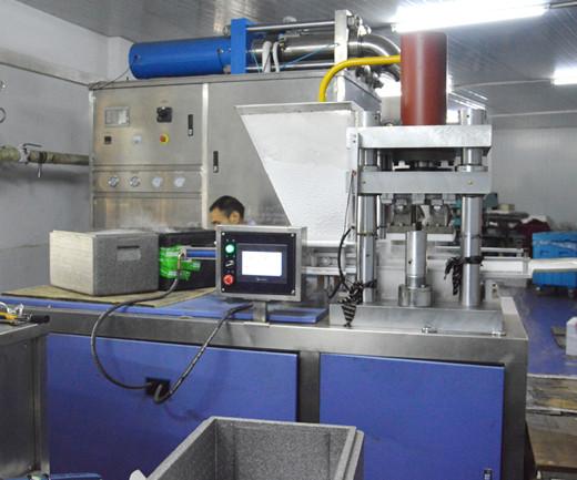 大型干冰压片机