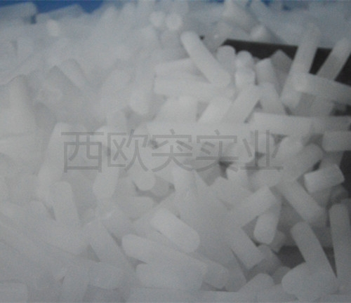 中山柱状干冰