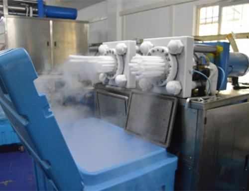 柱状干冰生产机