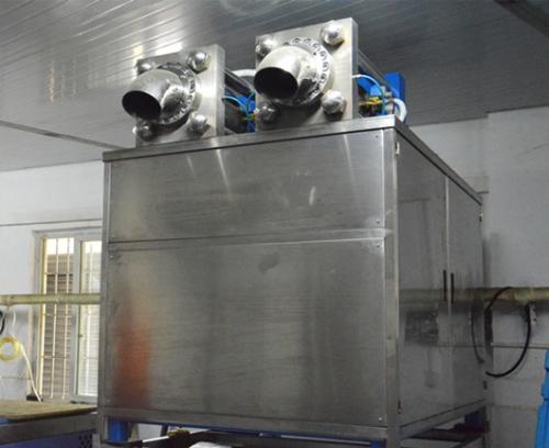 双头粒状干冰生产机
