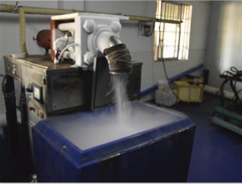 米粒状干冰生产机